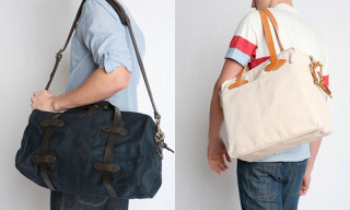 Filson For Urban Outfitters Bags Available