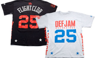 Flight Club x Def Jam 25th Anniversary T-Shirts