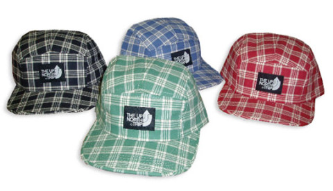 "8fd61fbf6f9 Goodfoot will soon release a new set of 5-panel caps. The caps come in four  different checker patterns an feature a ""The Up North Trip"" logo tag on the  ..."