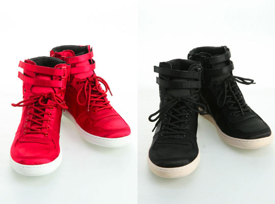 hare spring summer 2009 high top sneakers highsnobiety. Black Bedroom Furniture Sets. Home Design Ideas