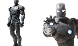 Iron Man Figure By TK/Silly Thing