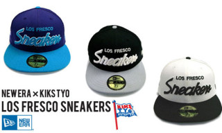 "Kiks TYO x New Era ""Los Fresco"" Caps"