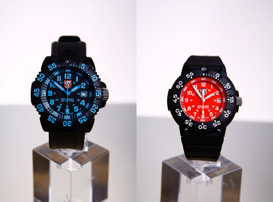 Luminox navy seal watches color series highsnobiety for Watches navy seals use