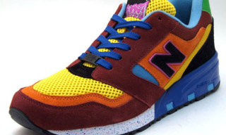 New Balance M575J | Fame City x Mita Sneakers
