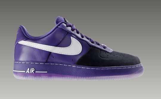 Nike Huarache Moradas