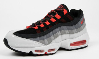 "Nike Air Max 95 ""Hot Red"""