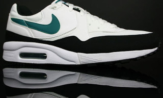 Nike Air Max Light White/Fresh Water/Black