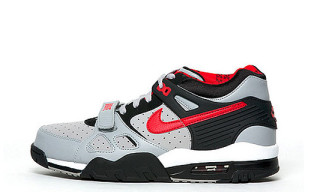 Nike Air Trainer III Grey/Red/Black