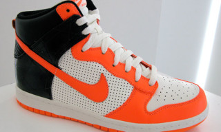 "Nike Fall 2009 Dunk Hi Premium ""Neon"""