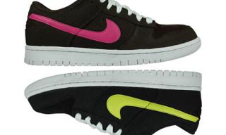 Nike Dunk Lo CL | Vivid Pink & Electrolime