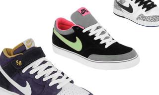 Nike SB May 2009 Footwear