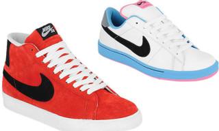 Nike SB May 2009 | Blazer Hi & Classic SB