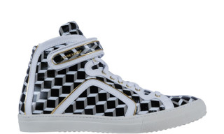 """Pierre Hardy """"Perspective Cubes"""" Limited Edition Sneaker"""