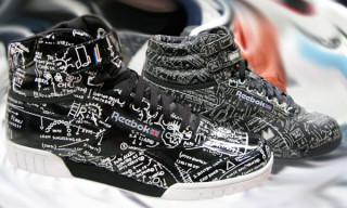 "Reebok Fall 2009 ""Basquiat"" Collection 