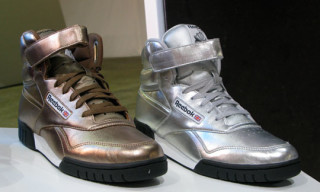 "Reebok Fall 2009 Ex-O-Fit Mid ""Metallic"" Pack"