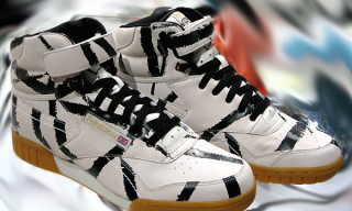 "Reebok Fall 2009 Ex-O-Fit Hi ""Basquiat"""
