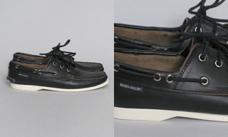 Rogues Gallery Spring/Summer 2009 Boat Shoe