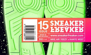 Sneaker Freaker Issue 15 | Limited Edition Glow-In-The-Dark Cover