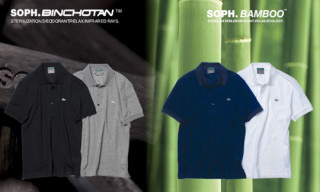 Lacoste x Sophnet 10th Anniversary Polo Shirts