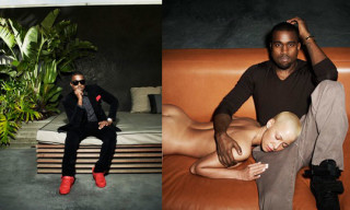 Steve Shaw For Kanye West Louis Vuitton Campaign