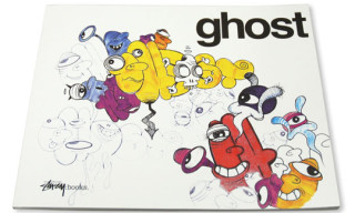 Stussy x Ghost Book