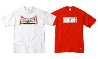 Supreme Summer 2009 T-Shirts