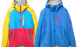 The North Face x Taylor Design Spring/Summer 2009 Jackets