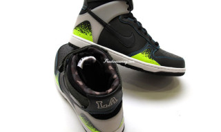 Union LA x Nike Dunk Hi Challenge Supreme