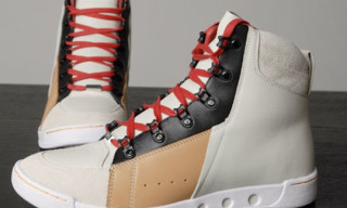 Vael Project Borg Mid Sneakers