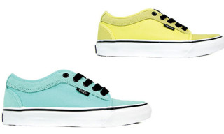 Vans Summer 2009 Chukka Low