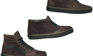 Vans Premium Leather Pack