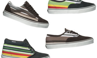 "Vans Spring 2009 ""Stripes"" Pack"