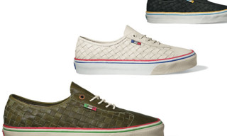 Vans Vault Fall 2009 Supercorsa