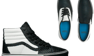 Vans Vault Summer 2009 Perforated Pack