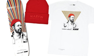 Western Edition And RAW Present Marvin Gaye: 25 Years Later
