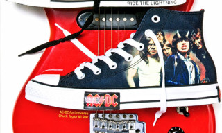 AC/DC x Converse Chuck Taylor All Star Pack