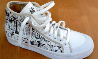 adidas Originals x Fafi Honey Mid