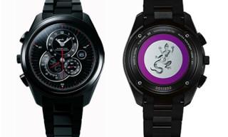 agnes B. x Seiko Watch