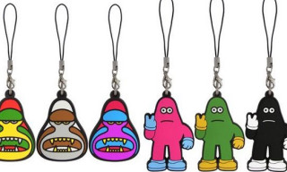 Amos Mobile Phone Charms