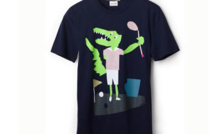 Andrea Crews x Lacoste T-Shirt