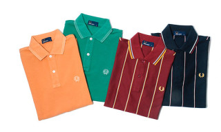 Beams x Fred Perry Polo Shirts
