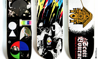 "Carhartt ""Amicitia"" Skateboard Series | Jeremy Fish, Stefan Marx, Stefan Narancic"
