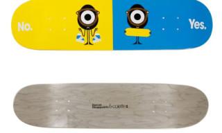 Darcel x Colette Skateboard Deck