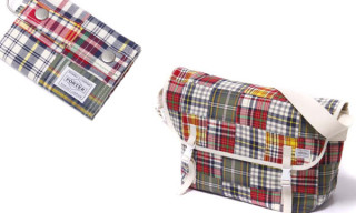 Essential Design x Porter Madras Plaid Collection
