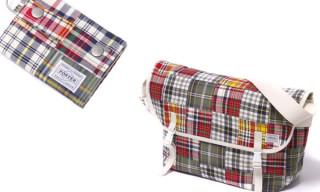 Essential Design x Porter Madras Plaid Collection