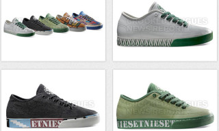 Etnies Sacre Green Collection