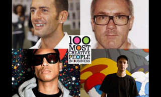 "Fast Company's ""100 Most Creative People In Business"" 