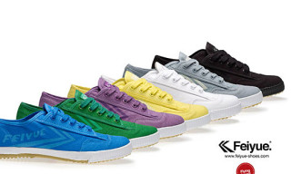 "Feiyue Fall/Winter 2009 ""Plain"" Canvas Sneakers"
