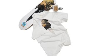 Goods x Molly Moon | Skateboard Deck & T-Shirt