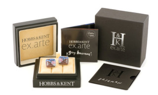 "Hobbs & Kent ""Ex.Arte"" Cufflink Collection"